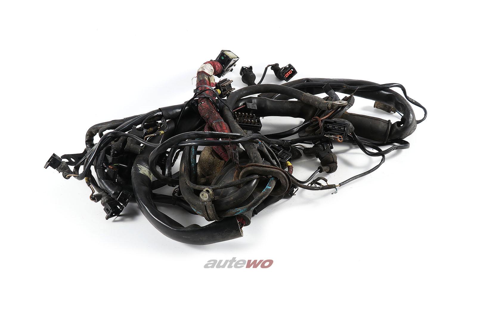 441971713F Audi V8 D11 3.6l 8 Zylinder PT Motorkabelbaum Motronic