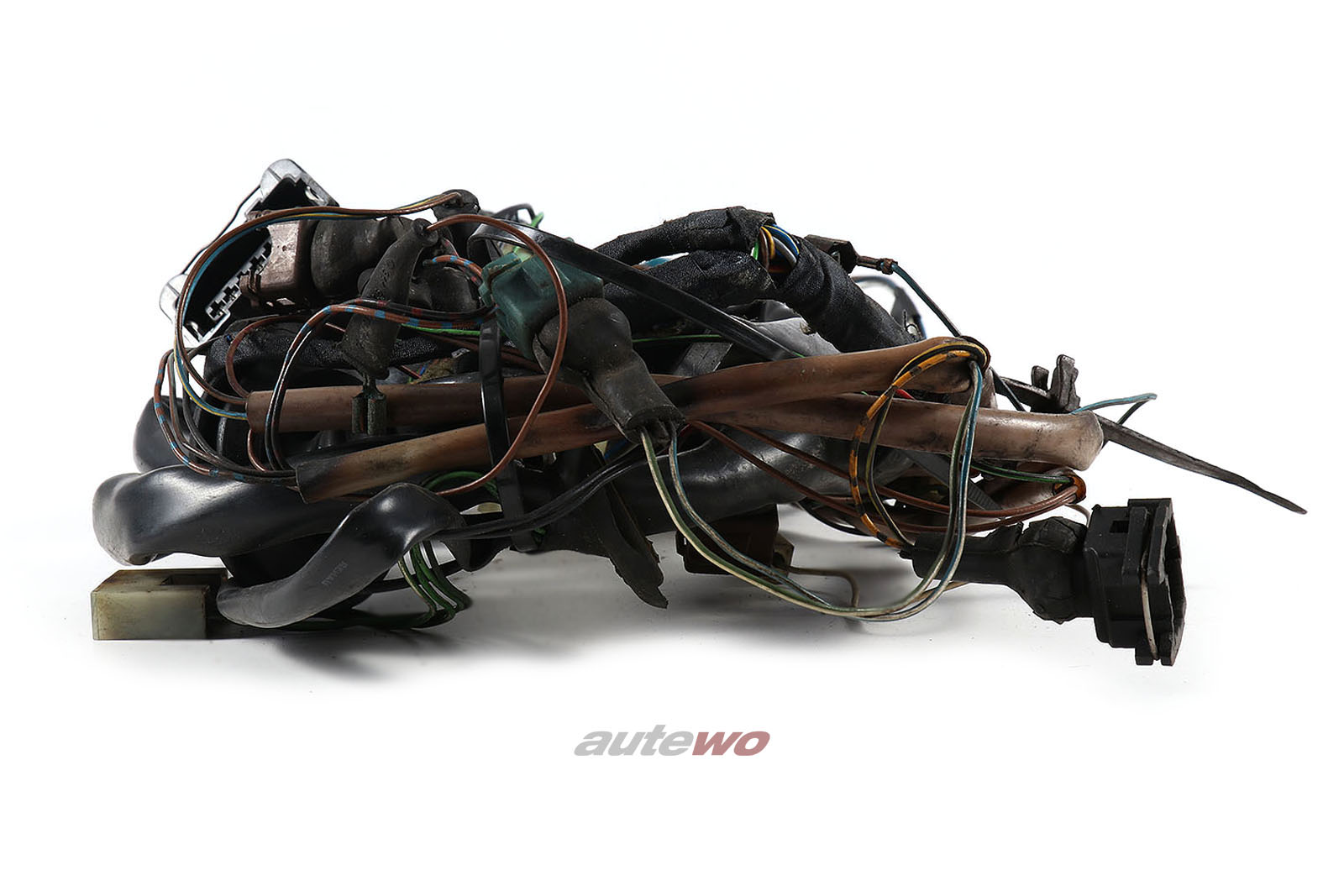 Audi 100 Typ 44 2.2l 5 Zylinder WC Motorkabelbaum