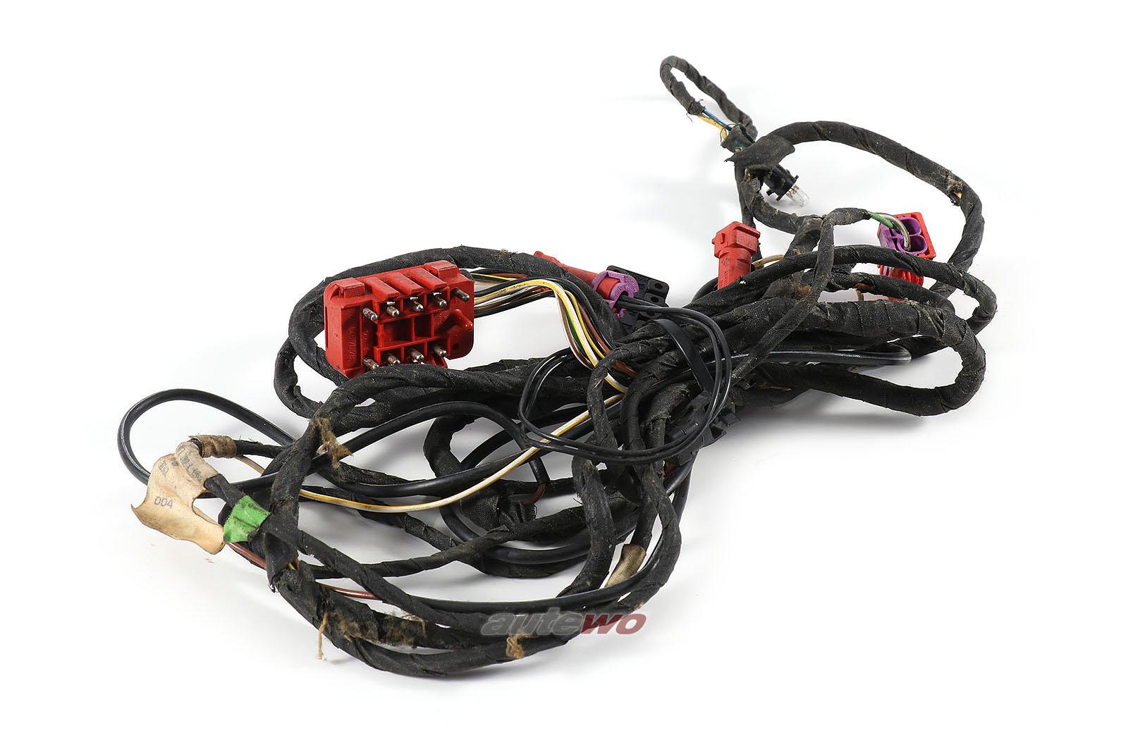 443971581F Audi 100/200 Typ 44 Leitungssatz für Fahrerairbag
