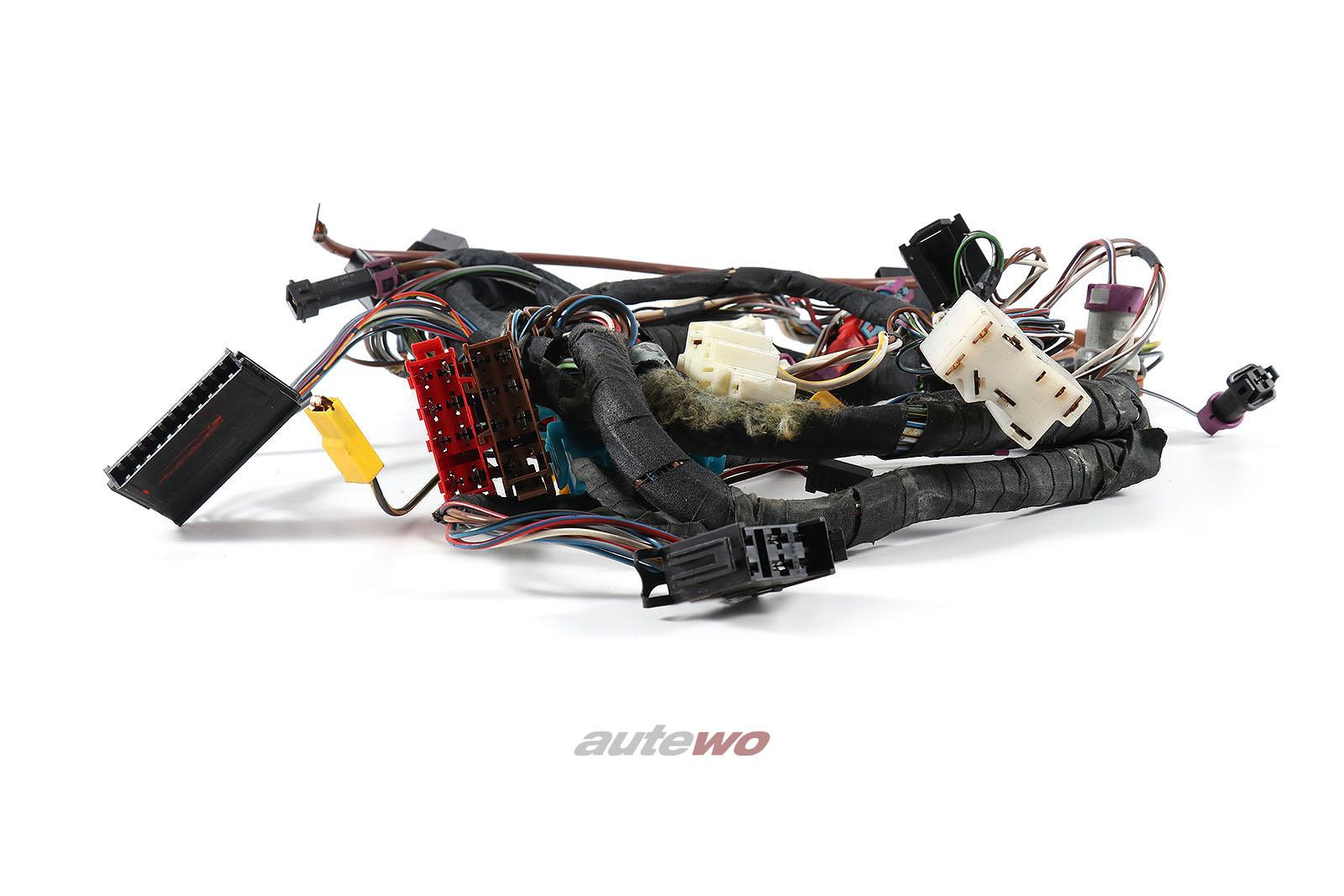 811971315AT Audi 80/Coupe Typ 81 Kabelbaum Zentralelektrik