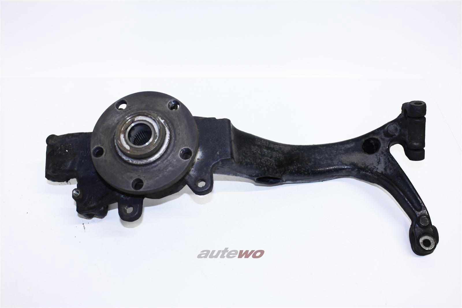 Audi A4 B5/A6 4B 4 Zyl. Radlagergehäuse 5x112 Vo. Li. 8D0407257AL & 8D0407615E