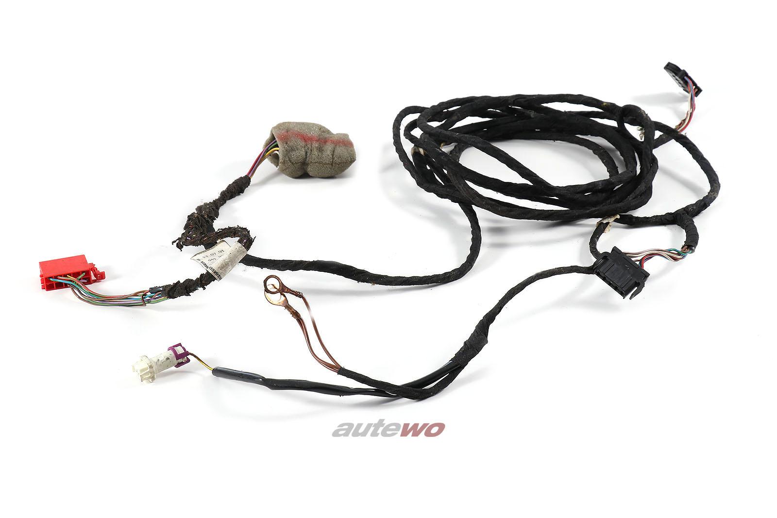 441971733AD 441971733R Audi V8 D11 Kabelbaum Aktiv-Lautsprecher (nicht BOSE!)