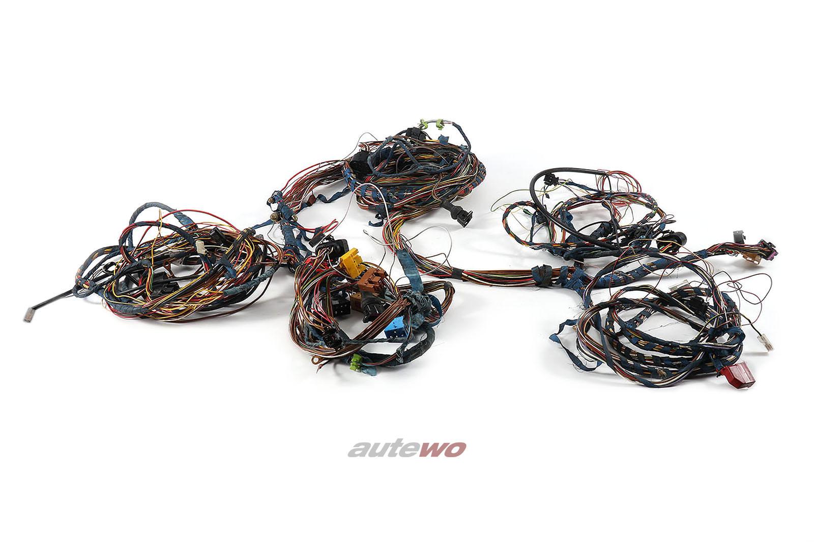 4A1971663EG Audi A6/S6/S6+ C4 Kabelbaum 4x elektrische Fensterheber
