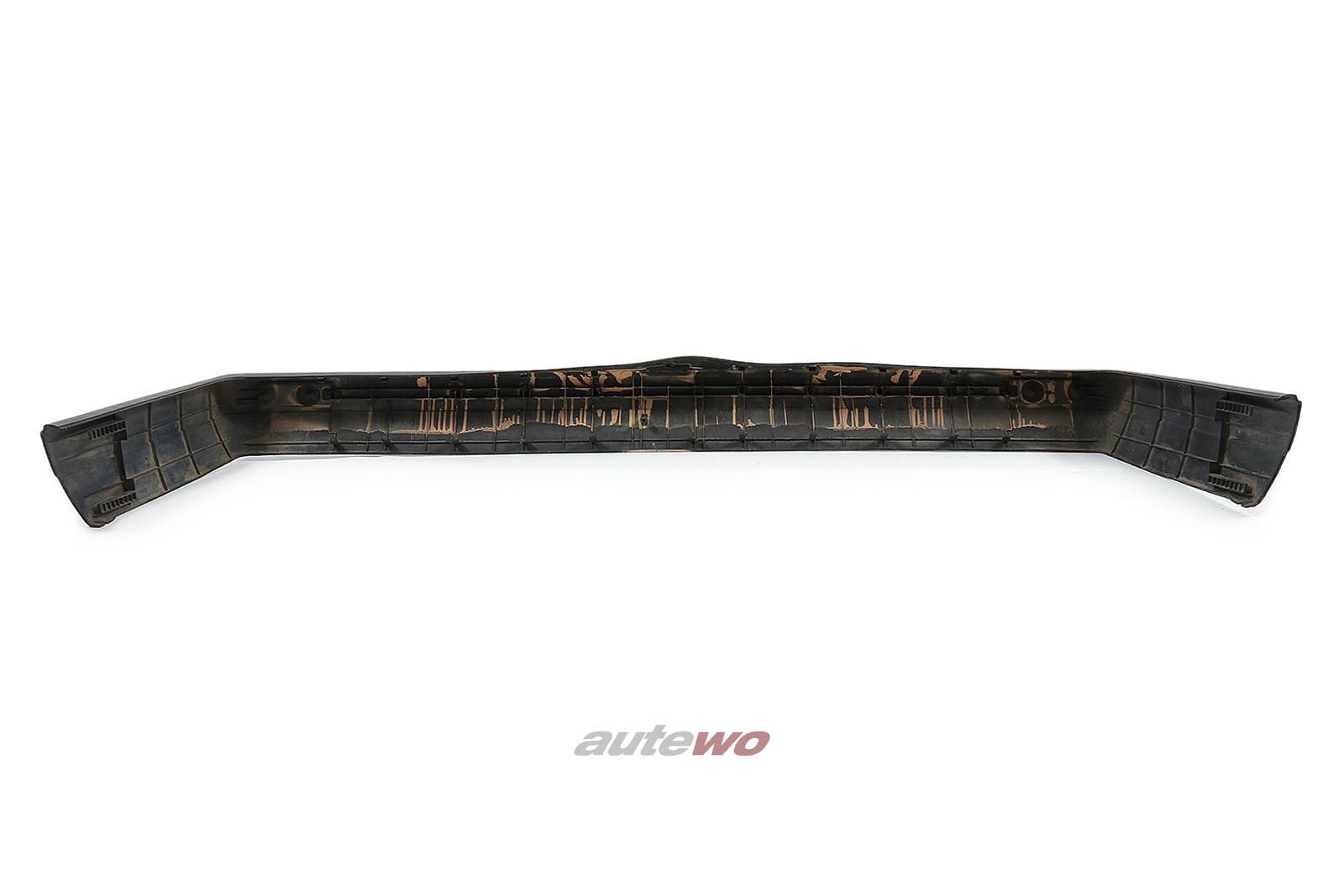 855807437 Audi Coupe Typ 81/85 Heckstoßstange Schwarz Matt