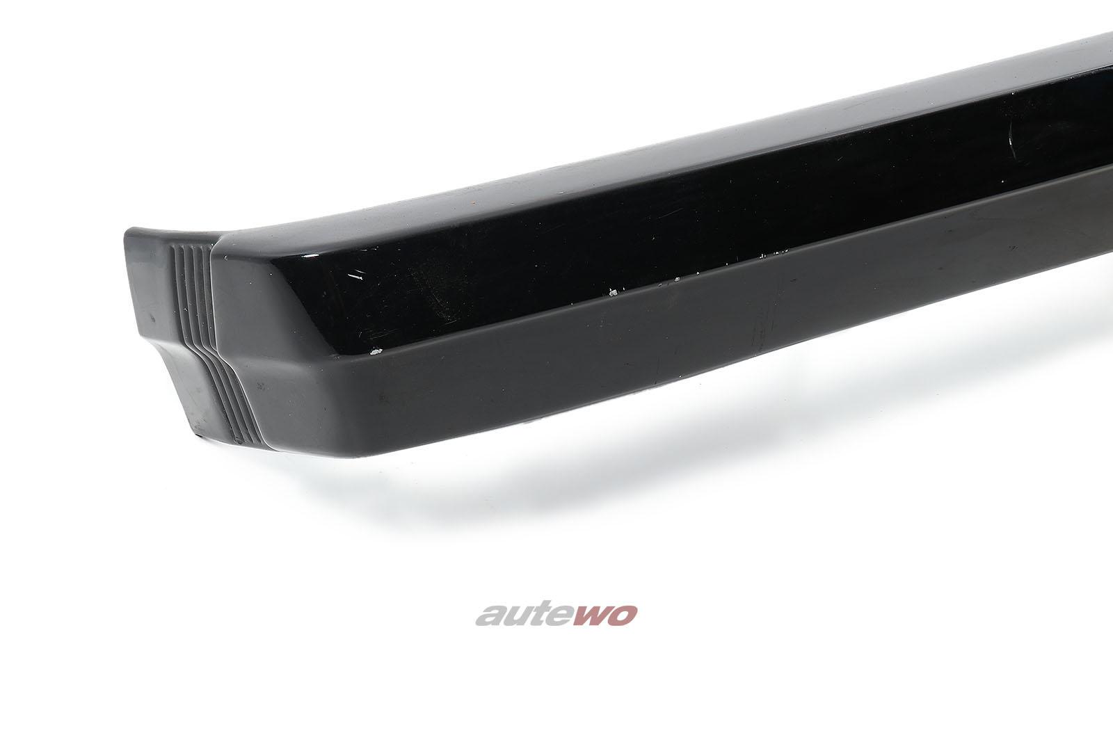 857807324A Audi Urquattro Typ 85 Träger/Abdeckung Heckstoßstange US-Version
