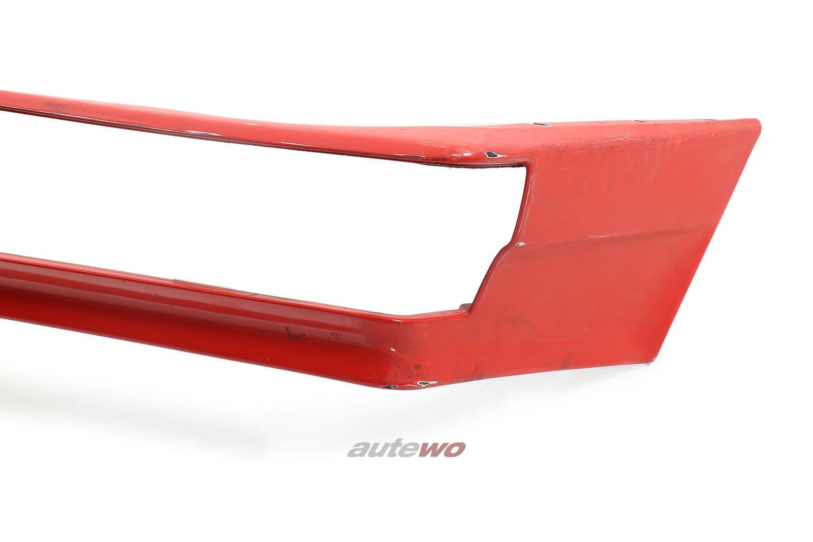 857807033 Audi Urquattro Typ 85 Heckstoßstange Rot