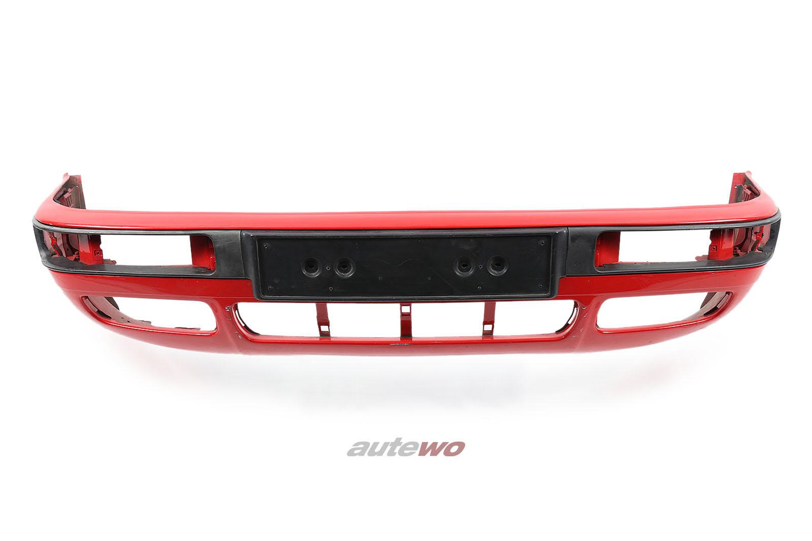 8A0807103H Audi 80 B4 Frontstoßstange für NSW & Blinker Vorne Rot