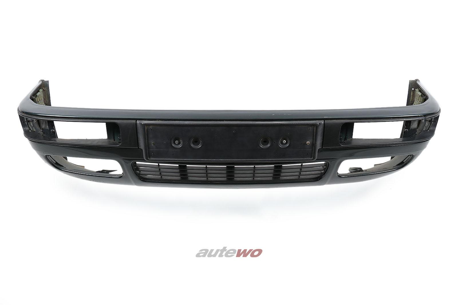 8A0807103H Audi 80 B4 Frontstoßstange für NSW & Blinker Dunkelgrün