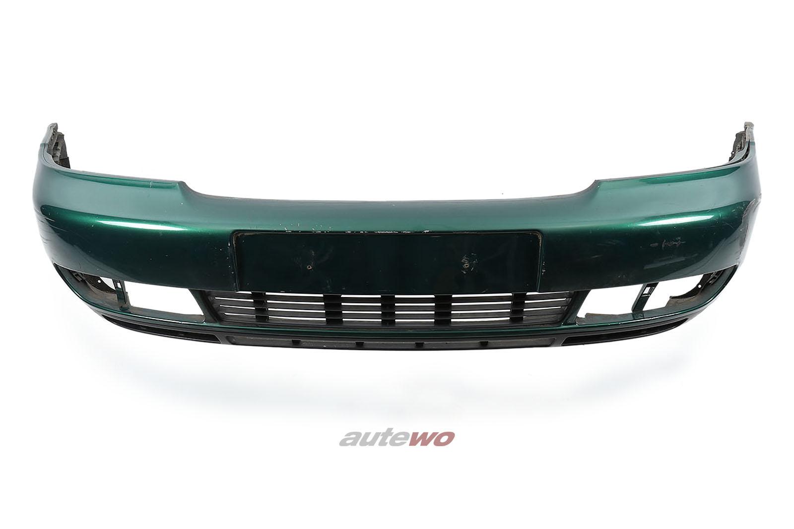 8D0807103 Audi A4 B5 Limousine/Avant Frontstoßstange Grün
