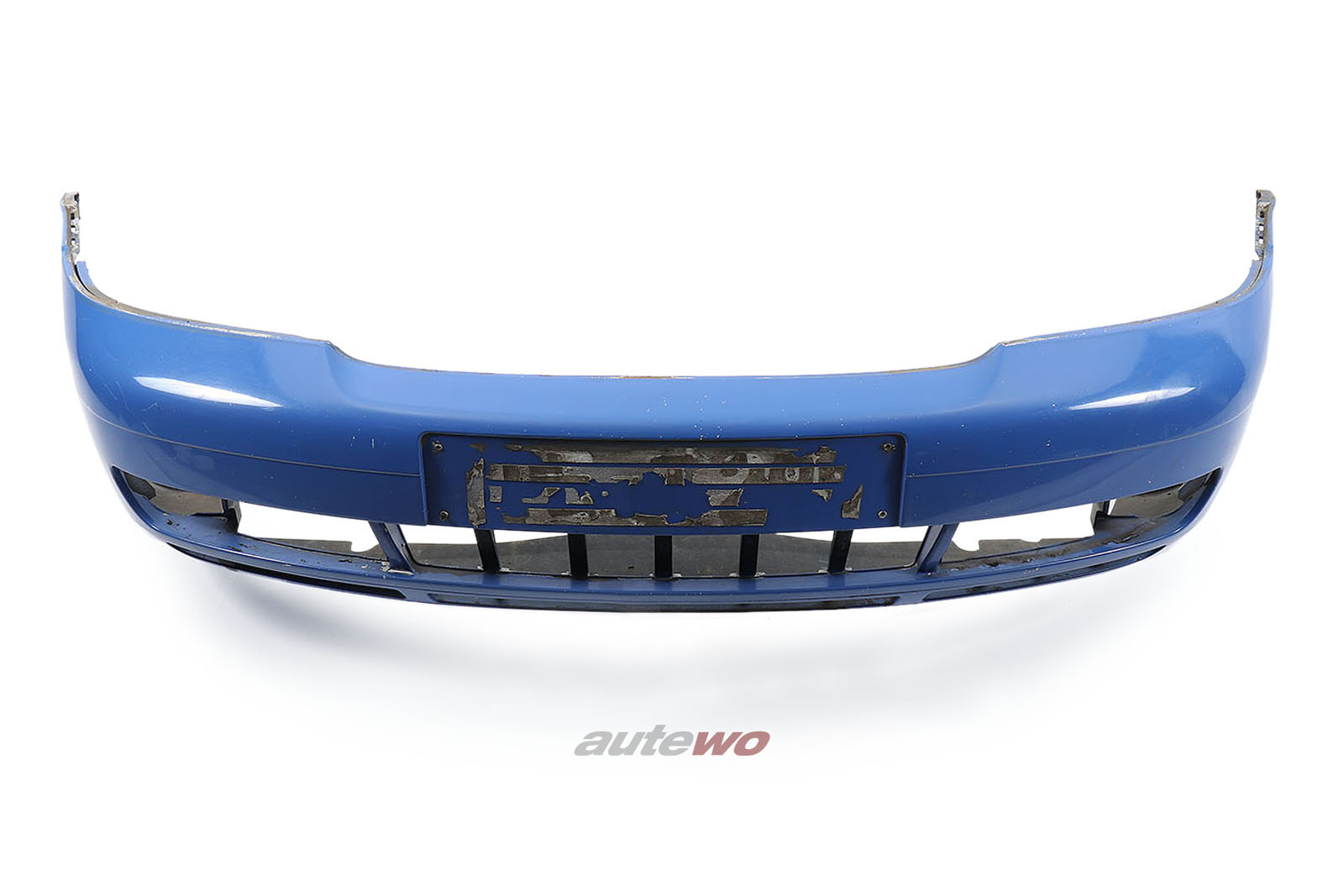 8D0807103AA/8D0807110AB Audi A4 B5 Limousine/Avant Frontstoßstange Blau