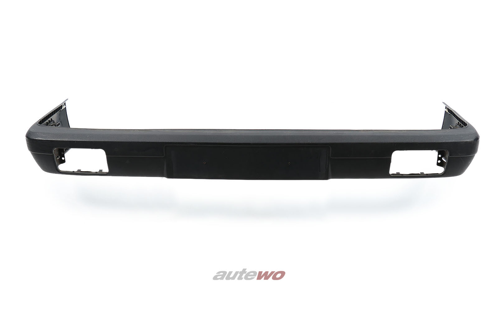 811807229G Audi 80 Typ 81/85 Limousine Frontstoßstange für Nebelscheinwerfer