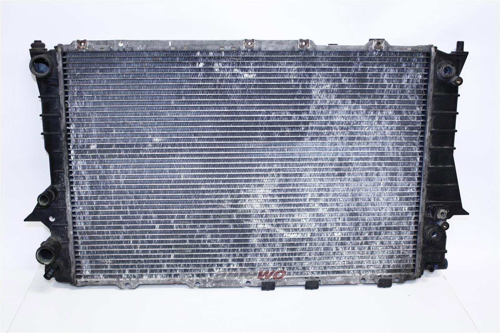 Audi 100/A6 C4 1.9/2.5l Wasserkühler + Ölkühler Automatik 4A0121251C