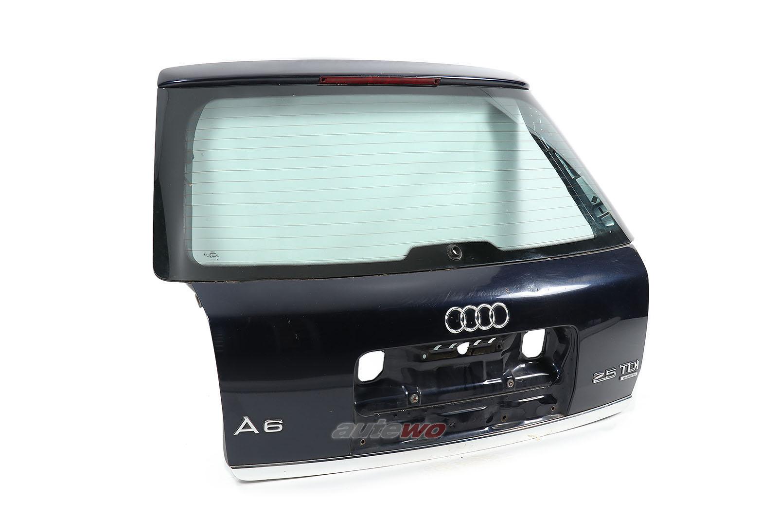 4B9827023J Audi A6/S6 4B Avant Heckklappe LZ5L mingblau