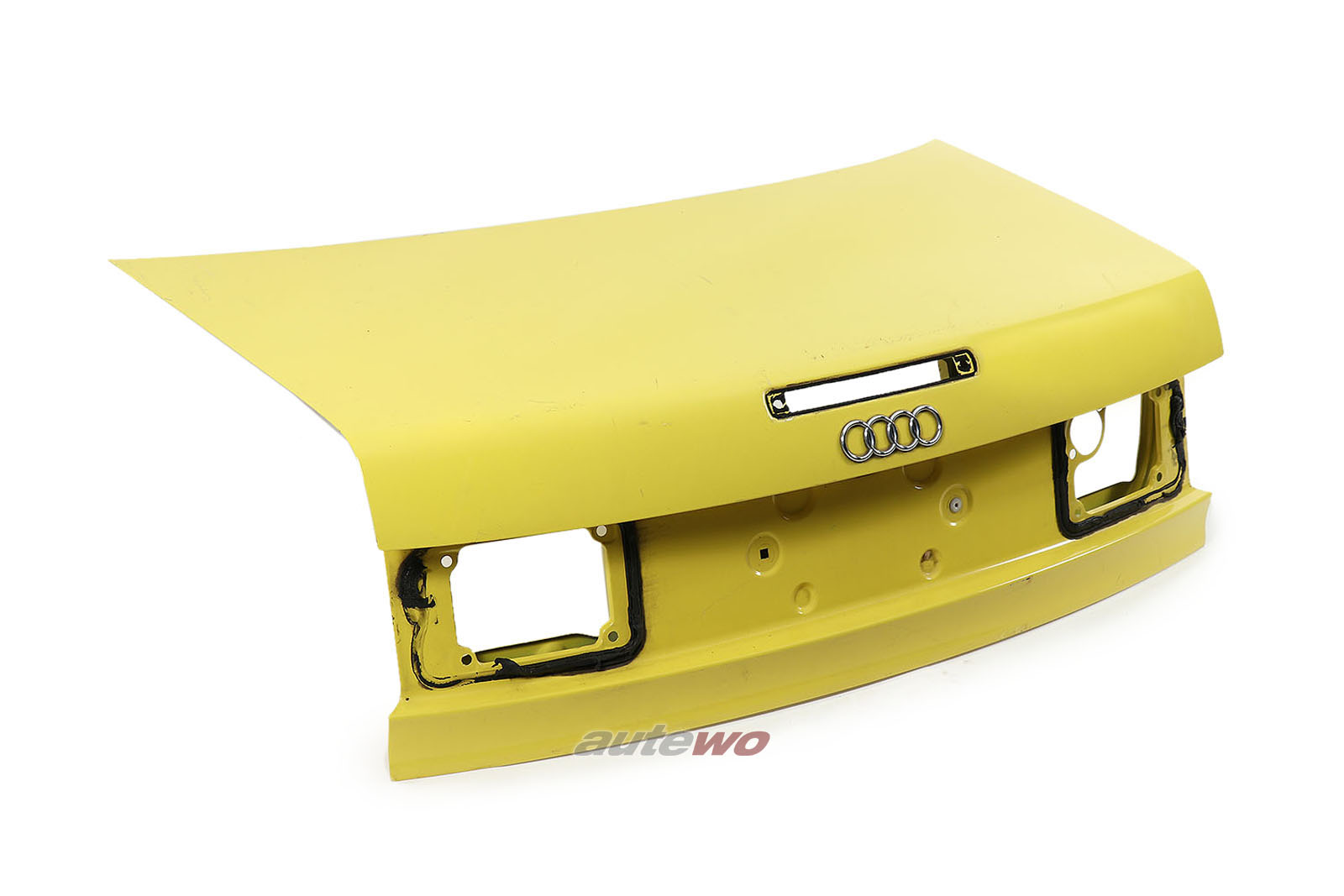 8G0827023G Audi 80 Typ 89 Cabrio Facelift Heckklappe + 3. Bremsleuchte LY1B