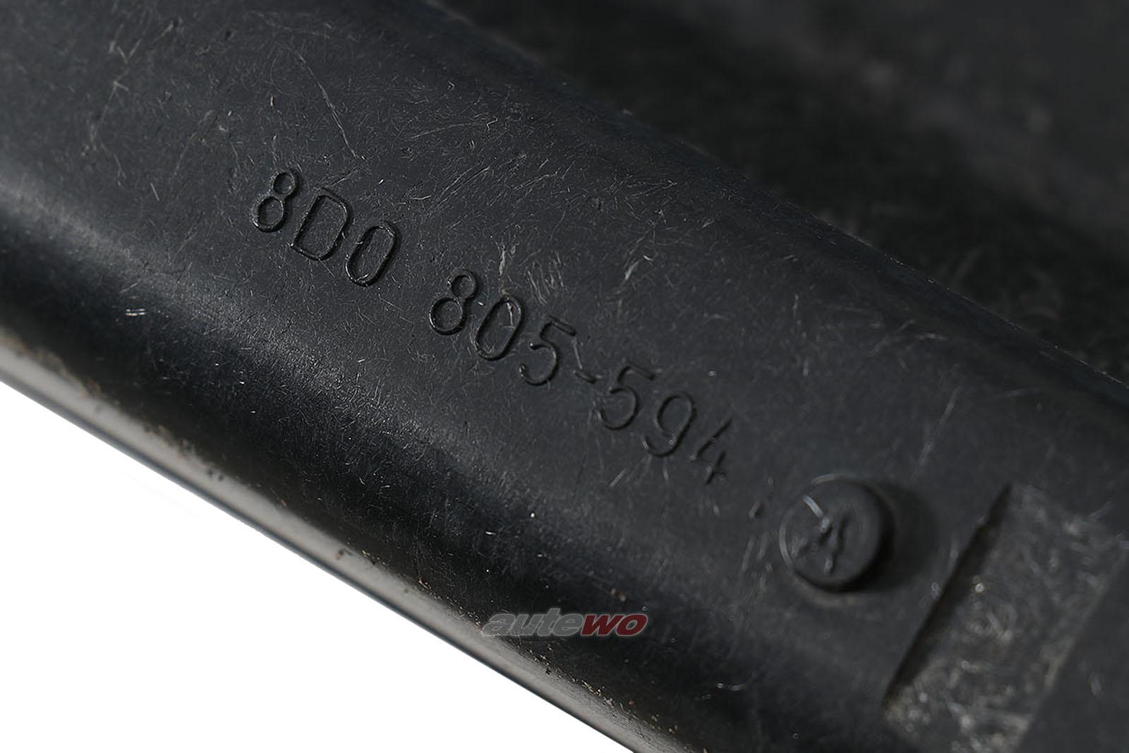 8D0805594AN/AB 8D0805594A Audi A4 B5 4 Zyl. + Klima Frontmaske/Schlossträger