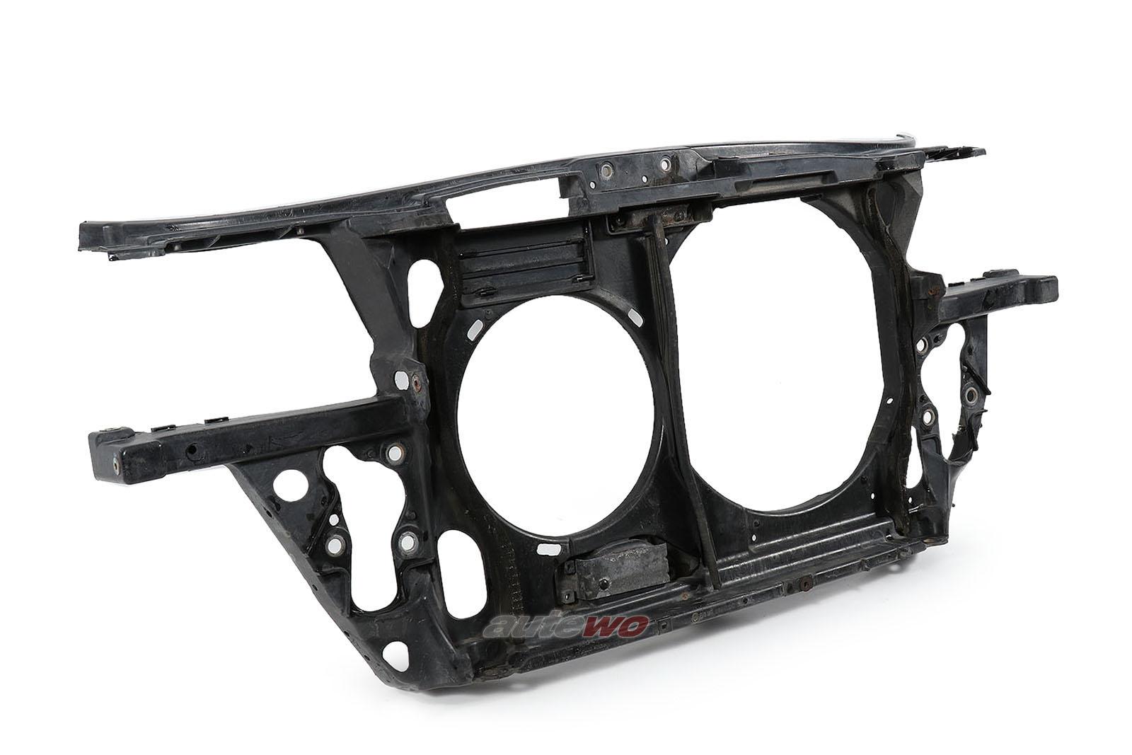 4B0805588K Audi A6 4B 2.5l TDI/2.7l Benzin 6 Zylinder Frontmaske/Schlossträger