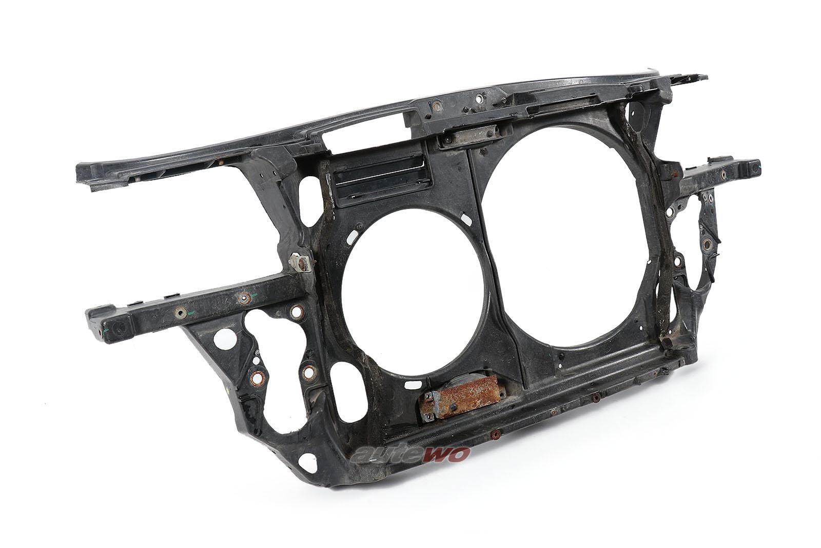 4Z7805588 Audi A6 Allroad 4B 6 Zylinder Frontmaske/Schlossträger