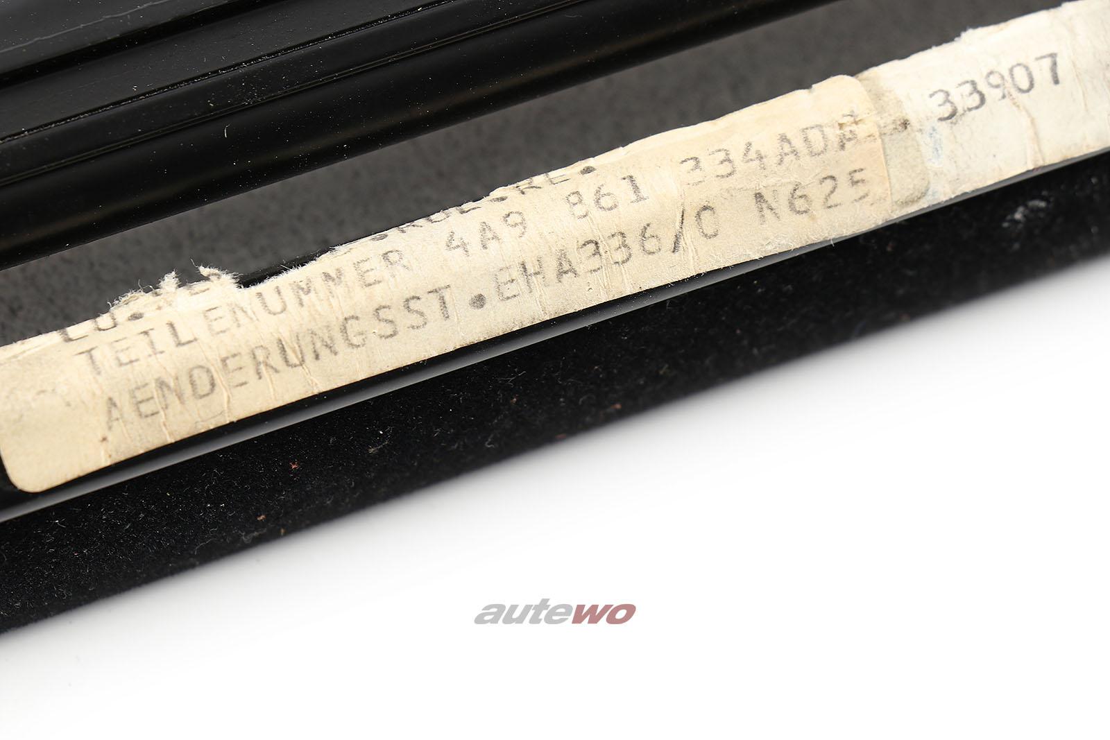 4A9861333AD & 4A9861334AD Audi 100/S4/A6/S6+ C4 Avant Sonnenschutzrollos
