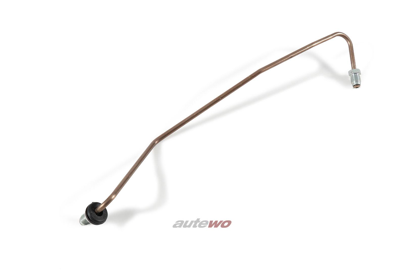 8A0611721 NEU Audi RS2 P1 Bremsrohr/Bremsleitung Vorne Links