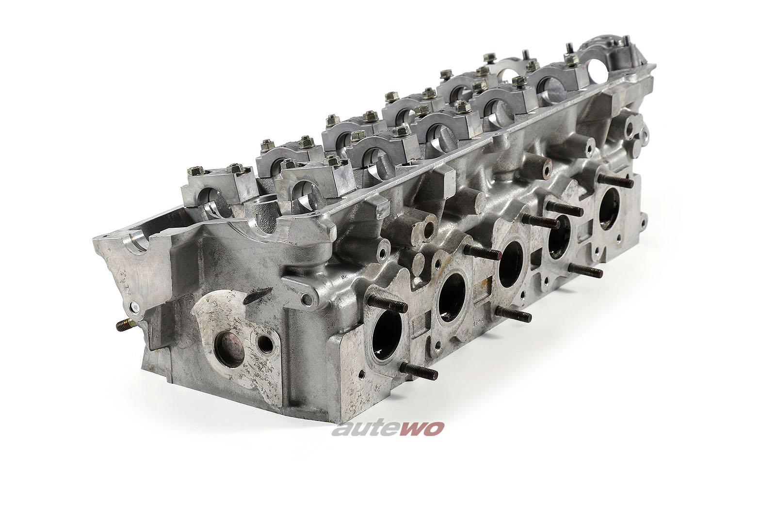 034103351N Audi 200 20V/S2/RS2/Urquattro/S4/S6 C4 2.2l Zylinderkopf bearbeitet