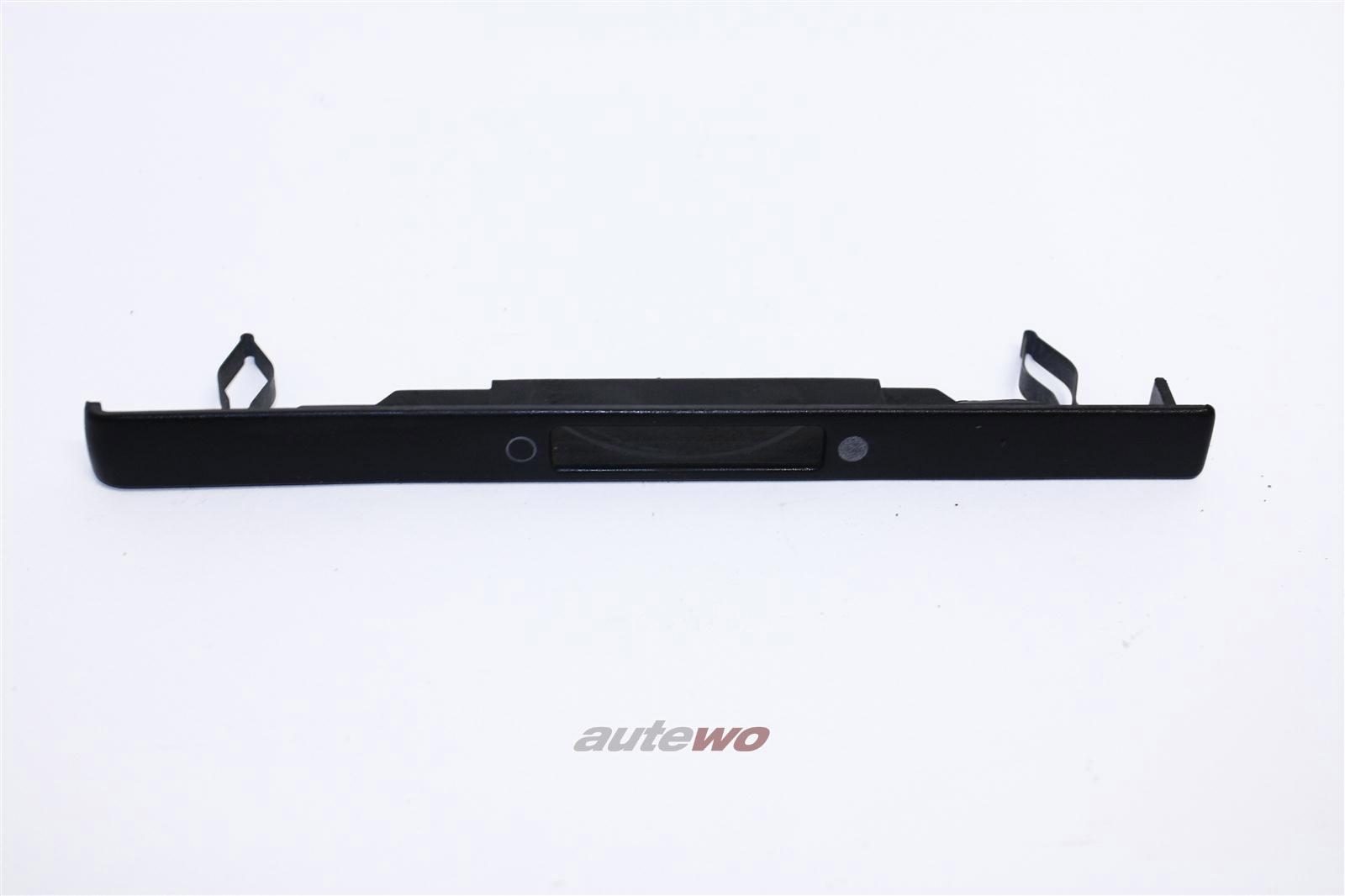 Audi 100/200 Typ 44 Blende Amaturenbrett Links negro 443853189