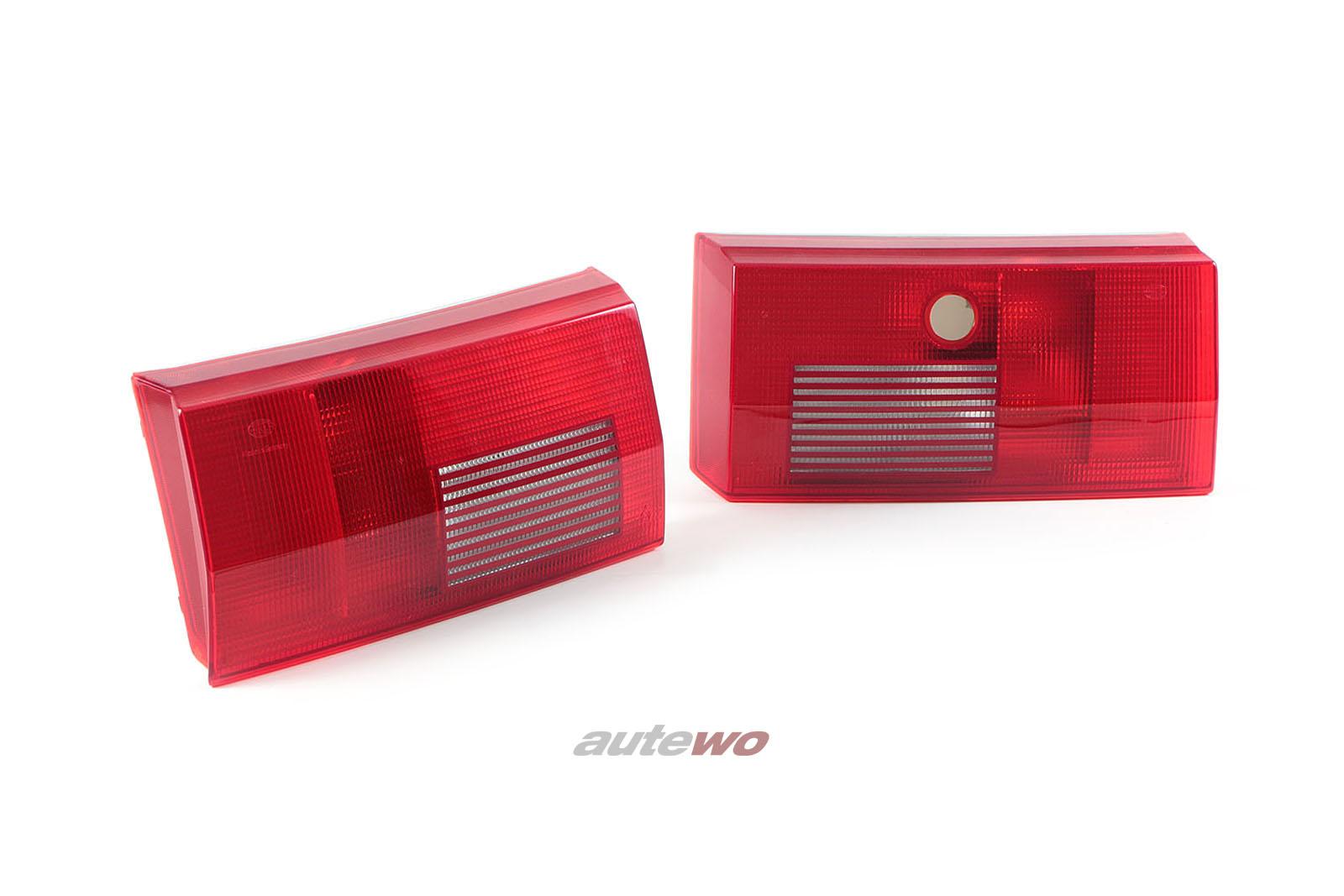 NEU&ORIGINAL Audi 80/90 Typ 89 Rücklicht Paar US-Version 893945225C & 893945226C