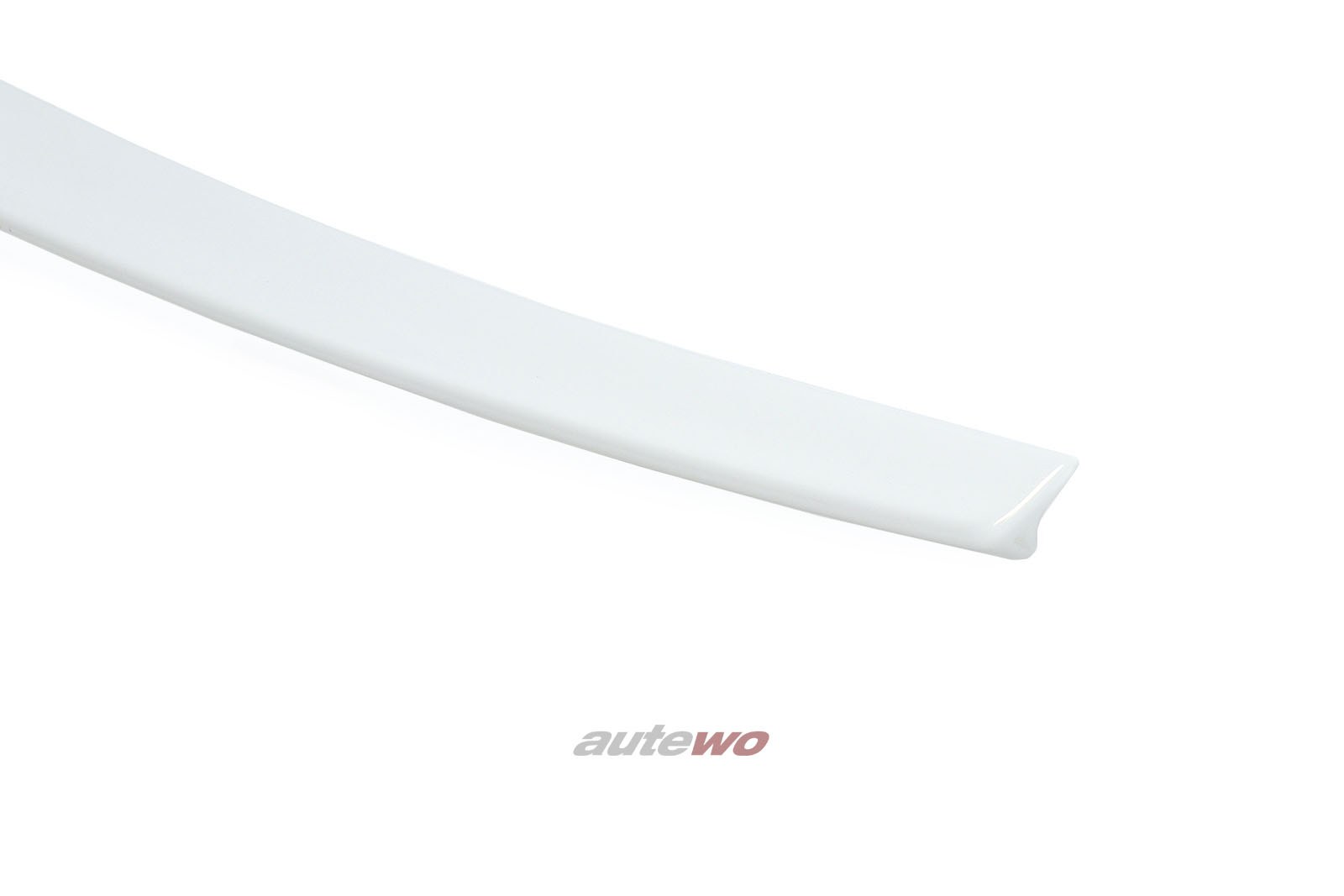 8T0827933A NEU Audi A5/S5/RS5 8T Coupe Heckspoiler LY9C Ibisweiss