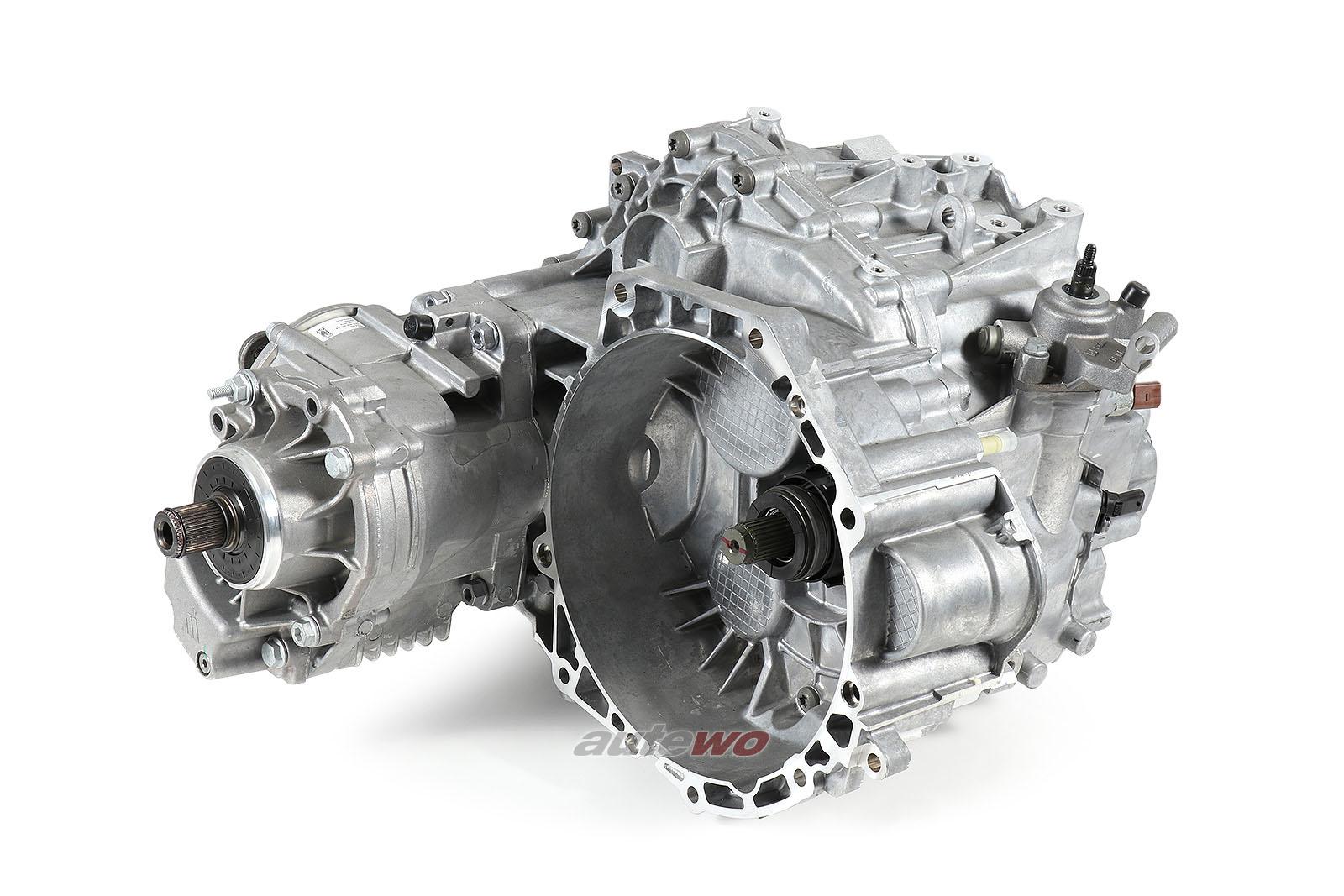0A6300012Q NEU Audi Q3 2.0l 6-Gang Schaltgetriebe Quattro QCS