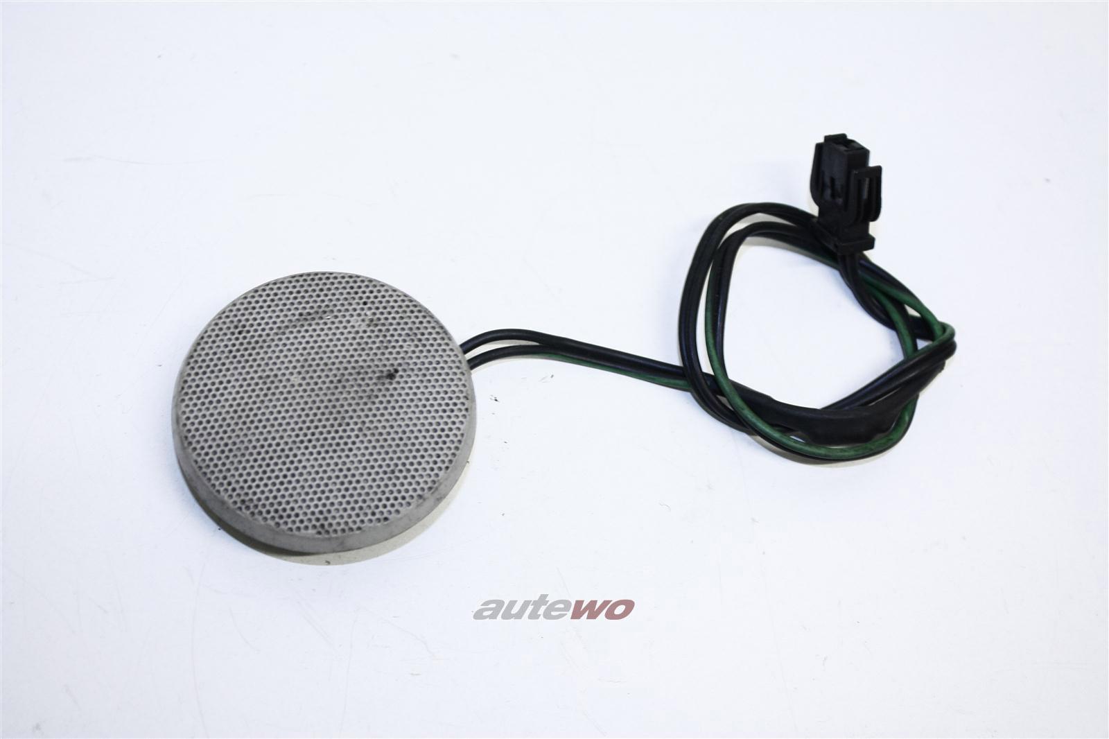 Audi 80 B4/100/A6 C4 Hochton-Lautsprecher Nokia Tür Hinten ecrue 8A0035399P