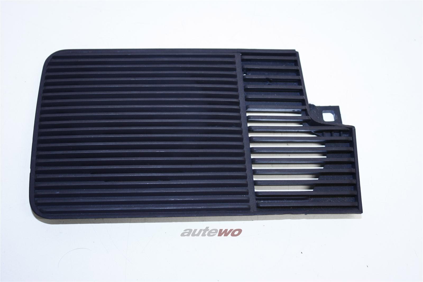 Audi 100/200 Typ 44 Gitter Lautsprecher Amaturenbrett Rechts negro 443035420