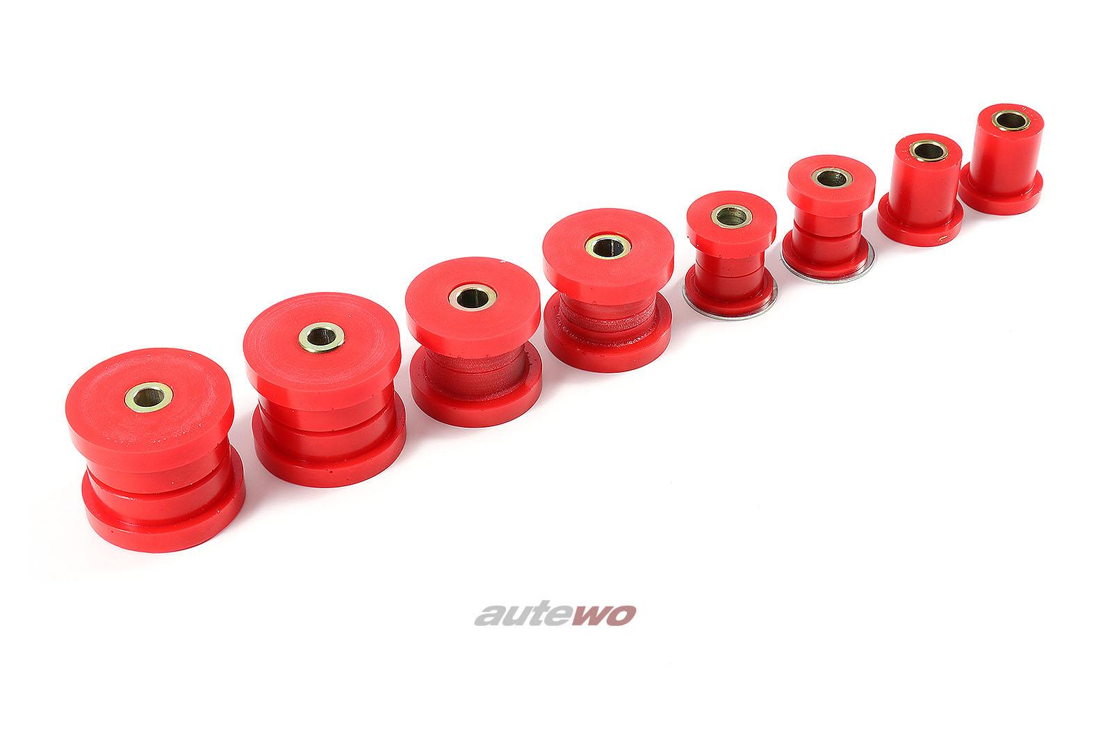 Audi 100/200 44/V8 D11 PU-Lager Querlenker hinten statt 443511247D/4A0511249/4D0511523C/443505171F