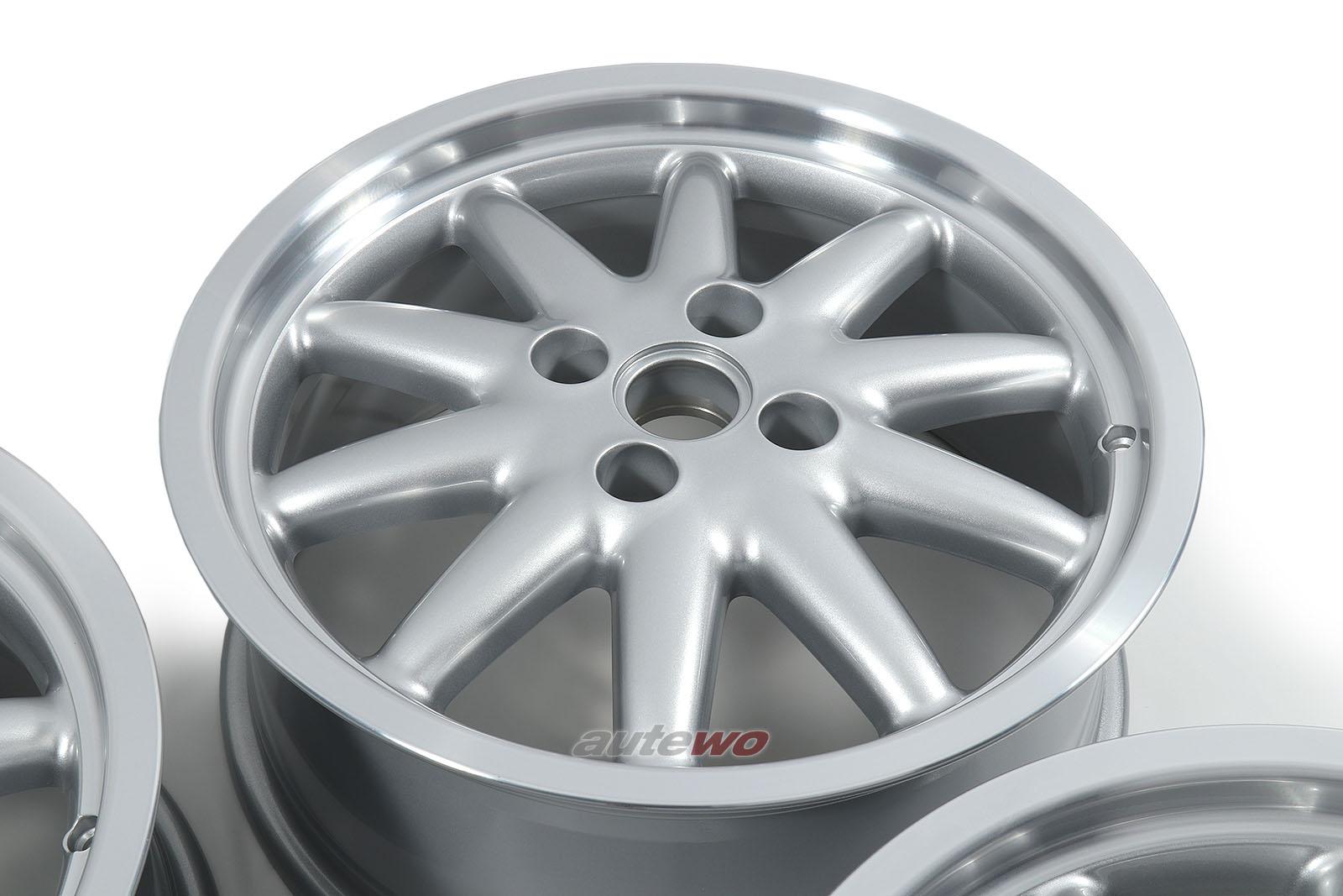 8G0601025B NEU Audi 80 B4/Coupe/Cabrio 10-Speichen-BOLERO-Felgen 7x17 4x108