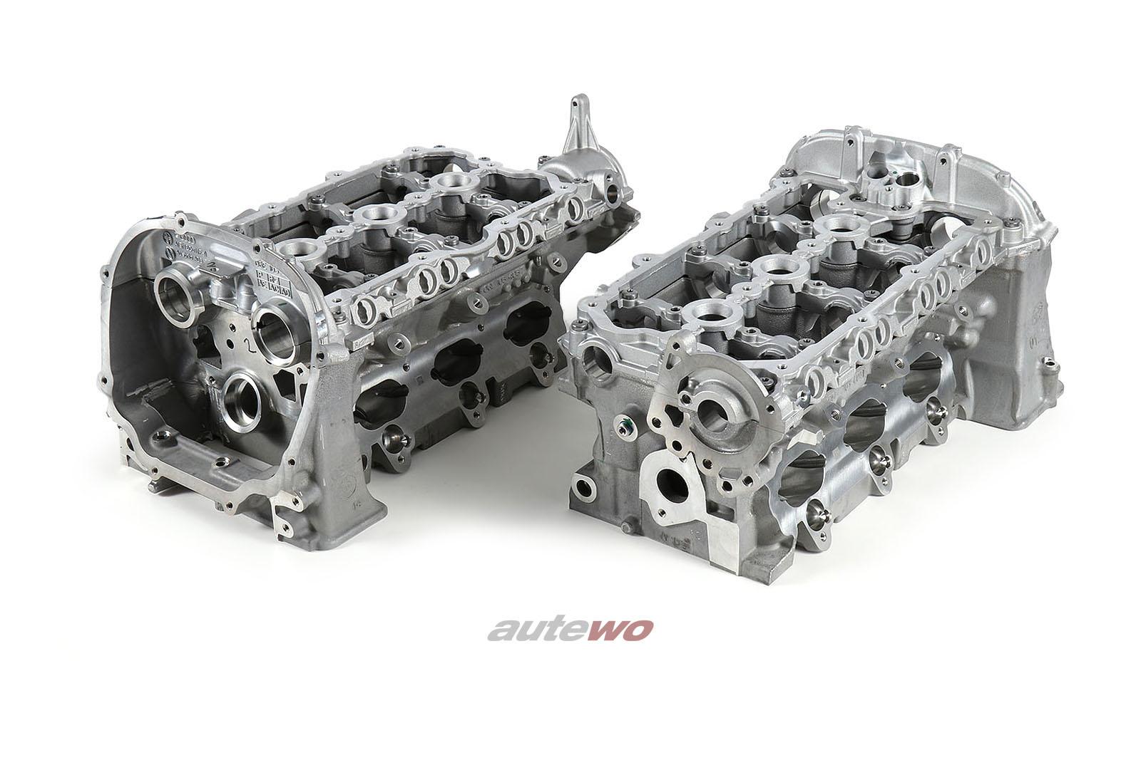 06E103353BP/06E103354BP NEU Audi A6 4F/S4 8K/S5 8T 3.0l Zylinderköpfe CNC ported