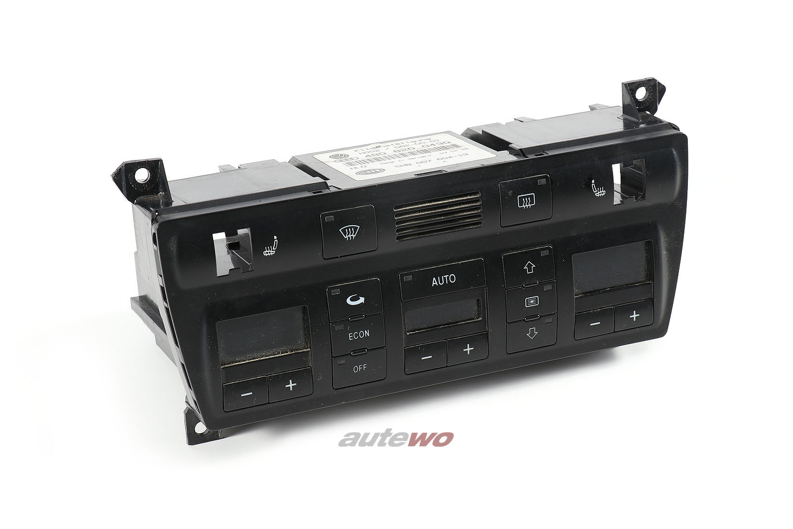 4B0820043Q/AF/J Audi A6/S6/RS6/Allroad 4B Bedienteil Klimatronic + Sitzheizung