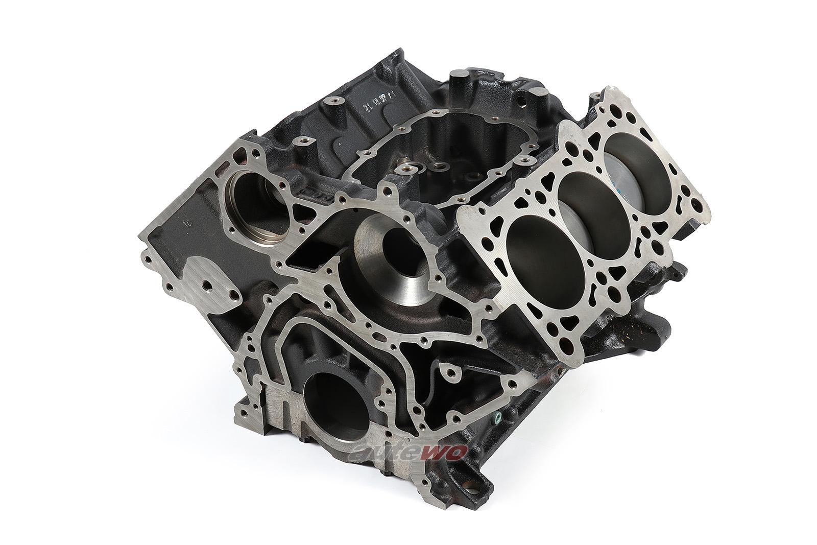 078103021AE NEU Audi/VW A4/A6/A8 6 Zylinder ACK/ALG Motorblock + Kolben