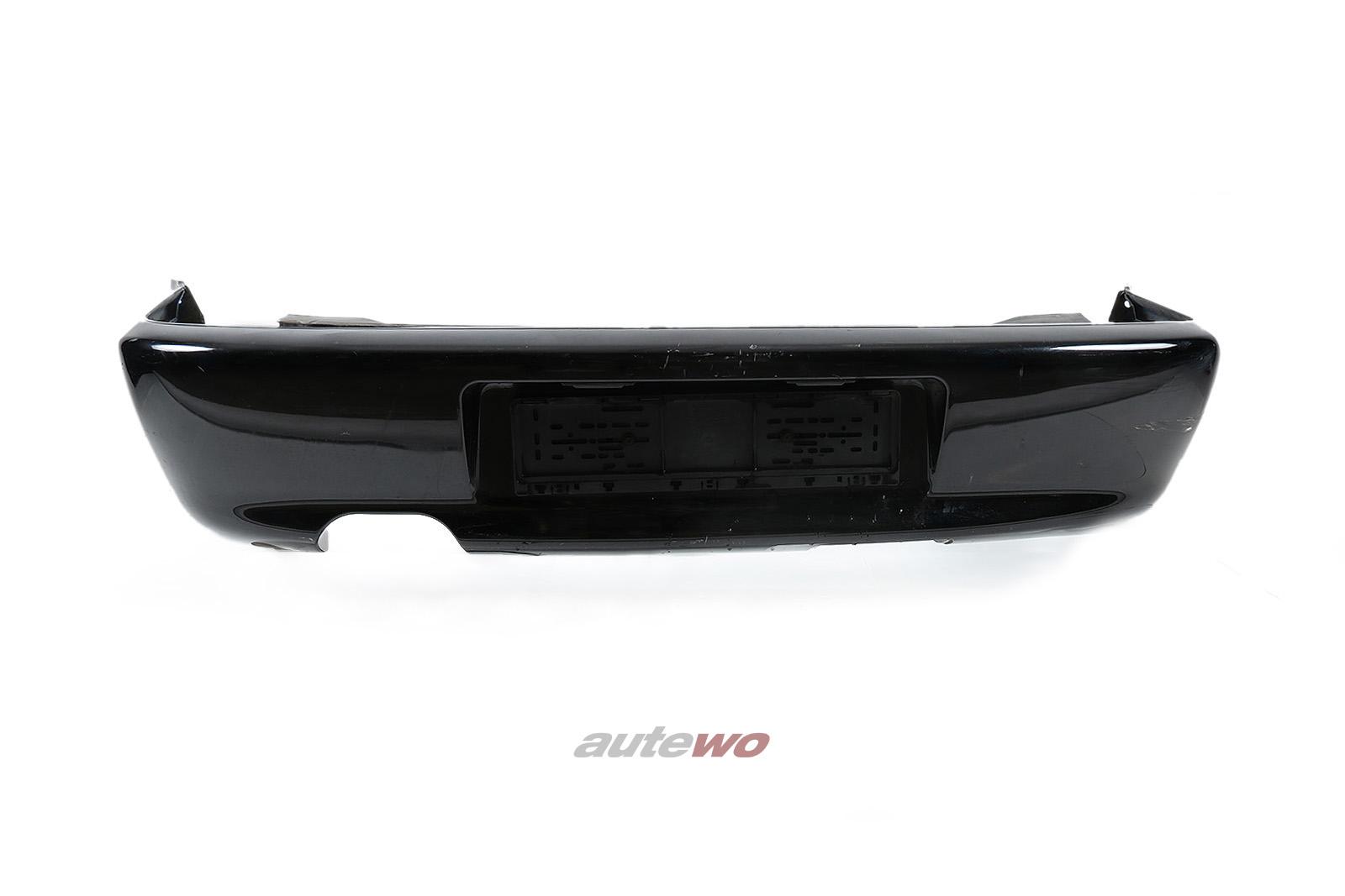 8A0807305LL Audi RS2 original Heckstoßstange hinten schwarz