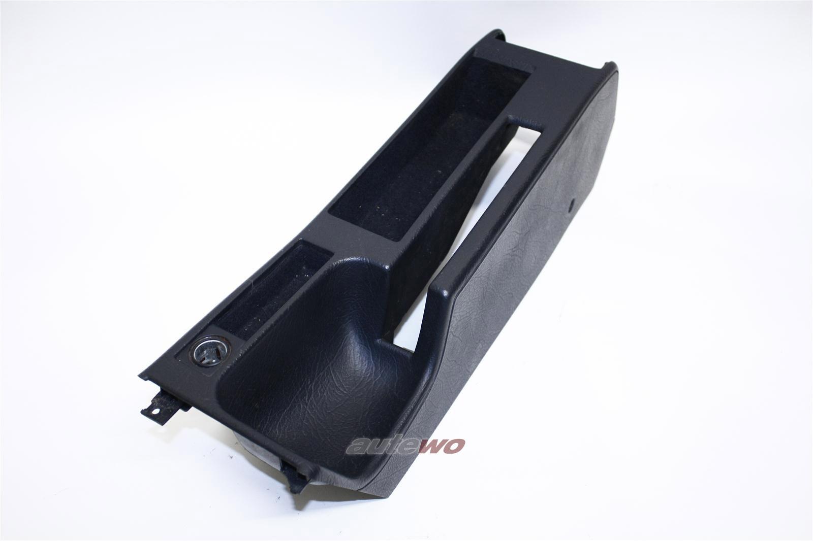 Audi 100/A6 C4 Mittelkonsole + Fach Antrazith 4A0863201F 4A0863201E