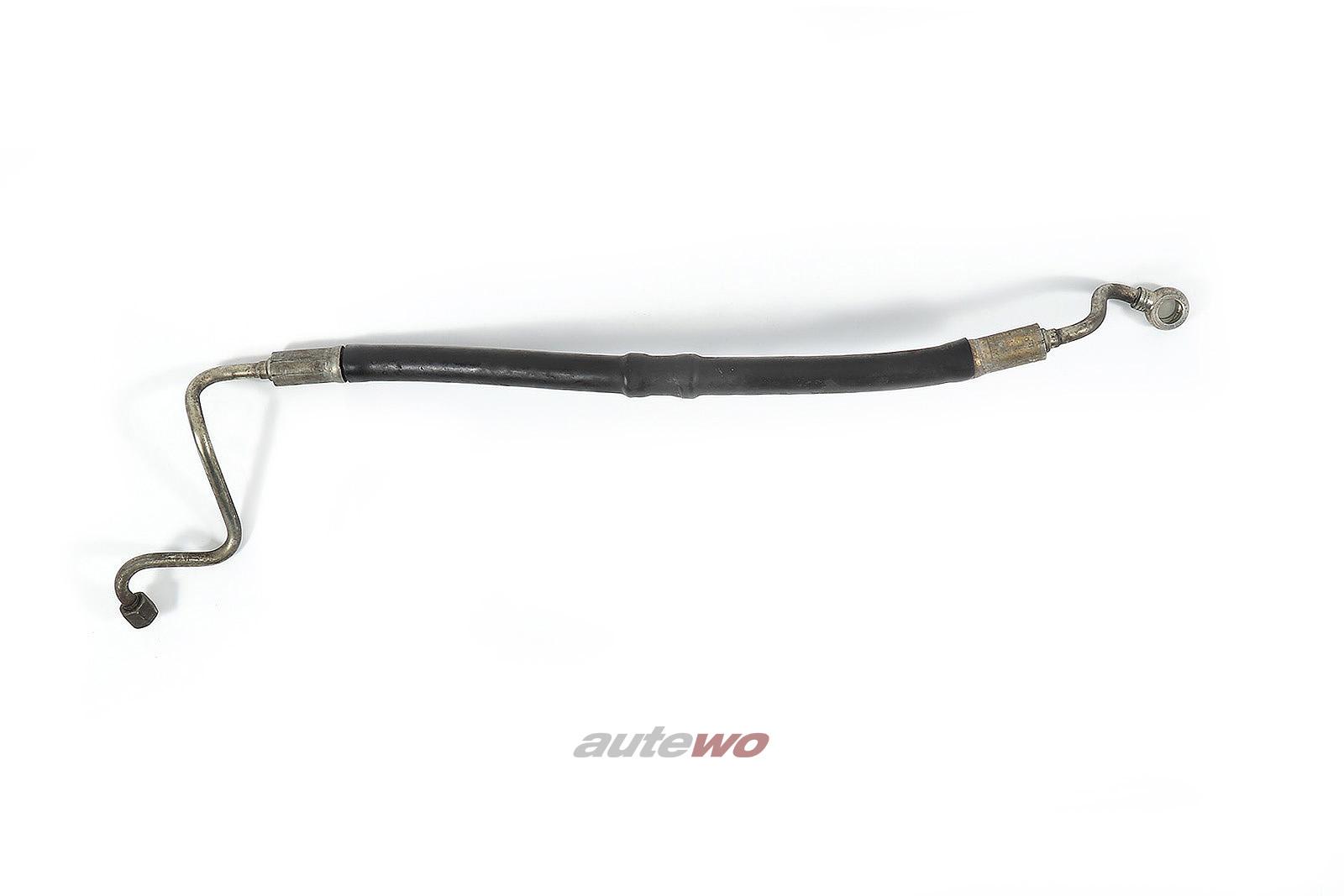 Audi 90 Typ 89 Dehnschlauch Servopumpe-Lenkgetriebe 893422893K