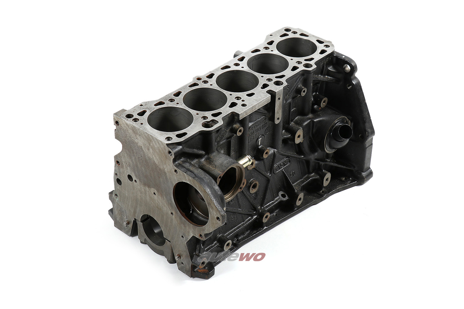 054103021 NEU Audi/VW 90/Coupe Typ 81/85/100/200 Typ 44 Motorblock 81mm