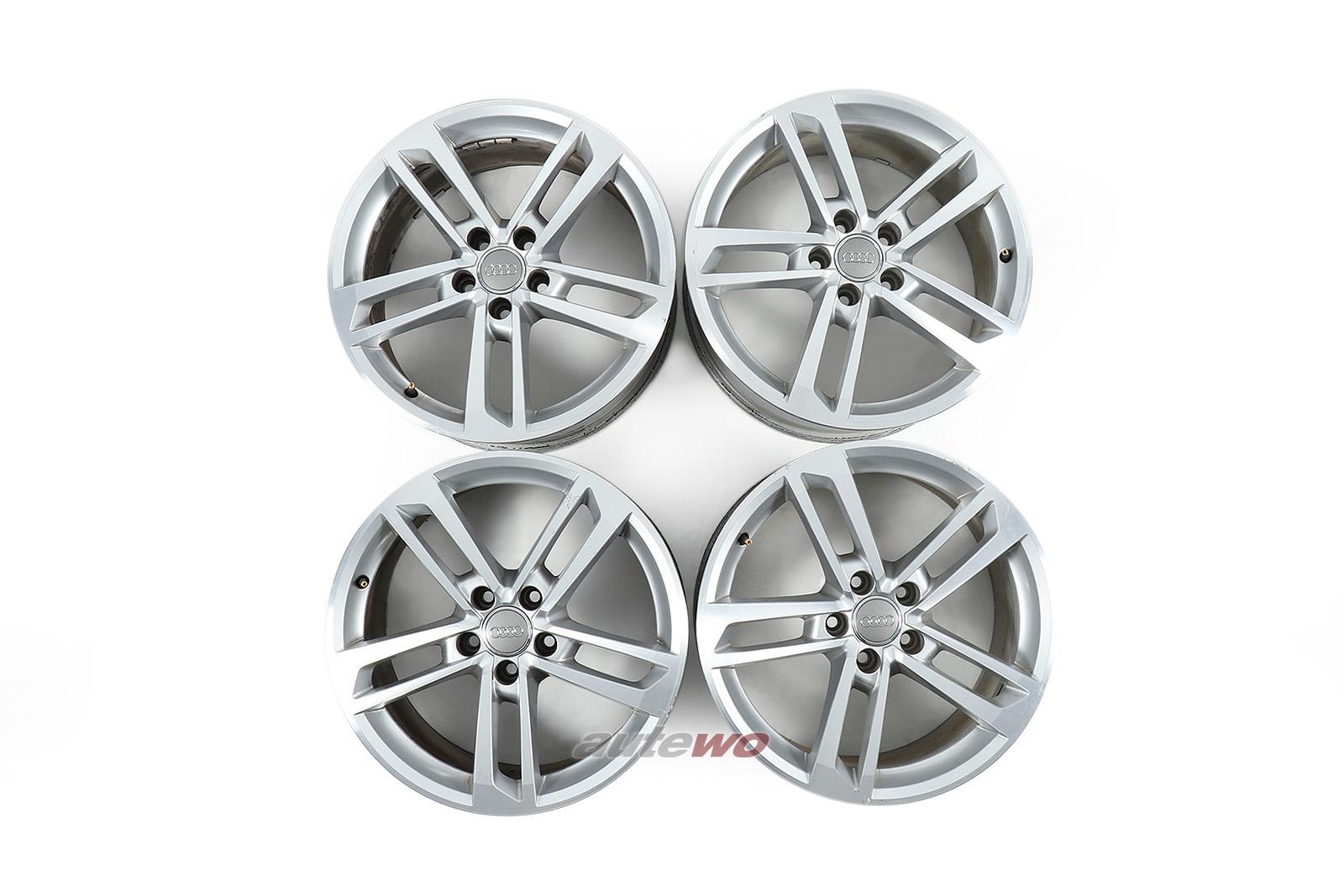 8S0601025E Audi TT/TTS 8S S-Line-Alufelgen 8,5x18 ET50 5x112