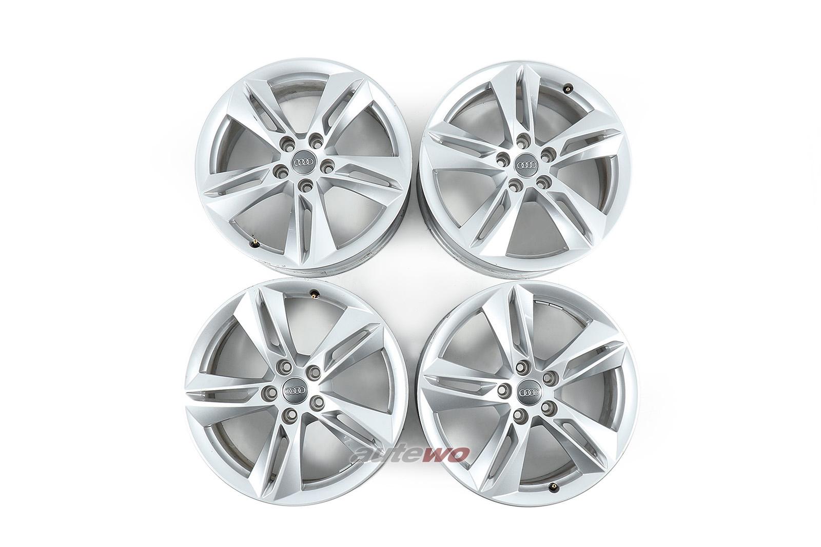 8U0601025AG Audi Q3 8U Alufelgen 7x18 ET43 5x112