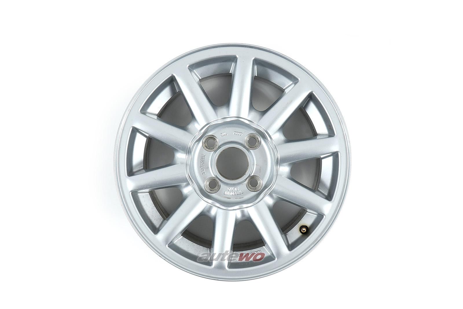 8A0601025C NEU Audi 80 B4/Coupe/Cabrio 10-Speichen-Alufelge 7x15 ET37 4x108
