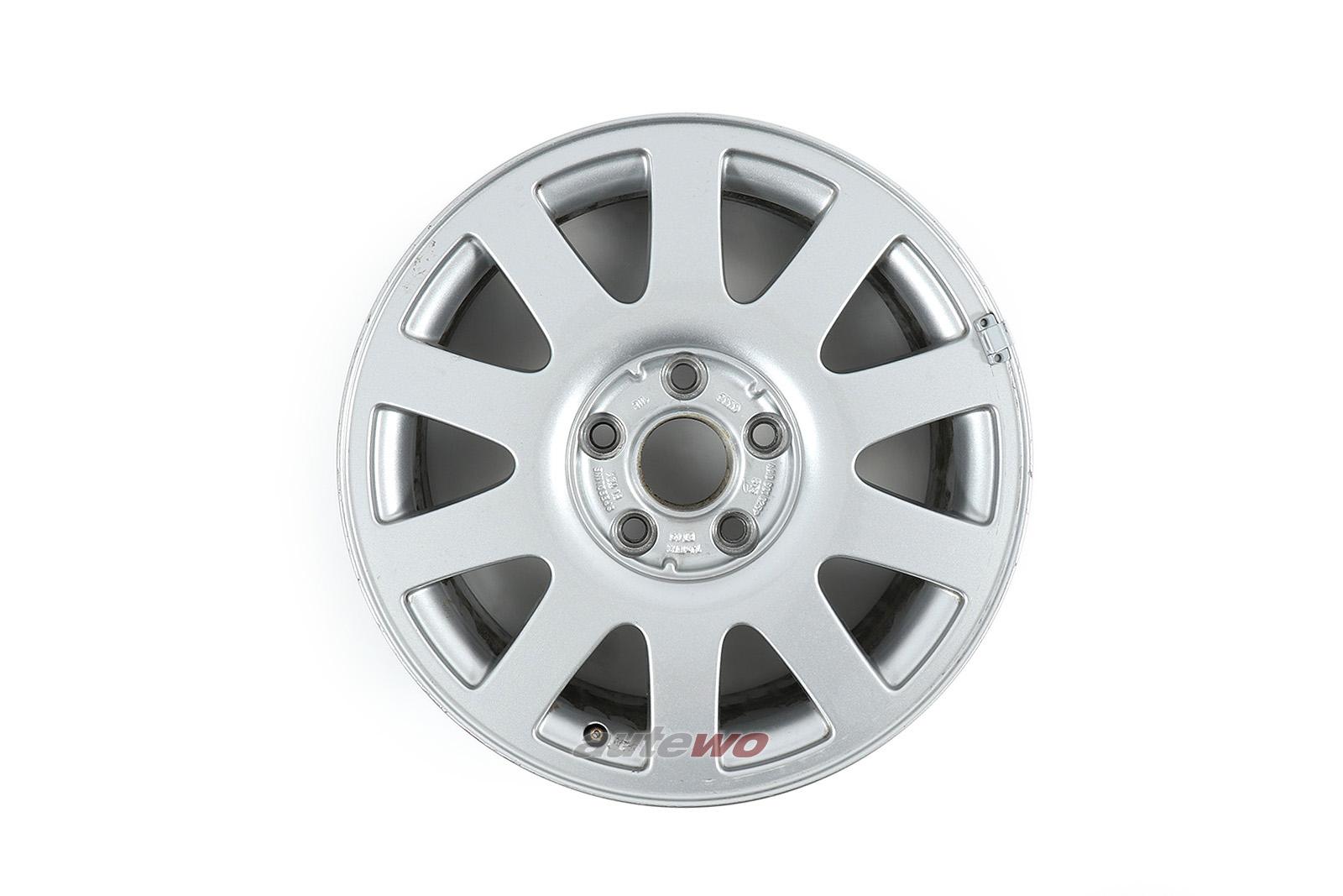 4A0601025P Audi A4 B5/A6 C4/4B 10-Speichen-Alufelge 7x16 ET45 5x112