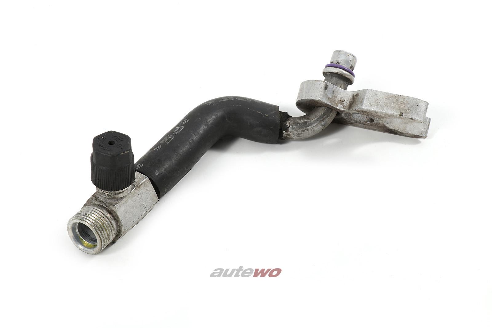 4B7260709E Audi A6 4B 2.5l 6 Zylinder Klimaleitung Kondensator > Verdampfer