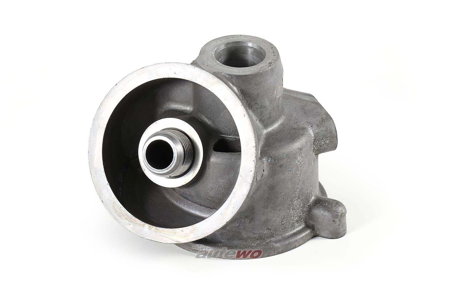 046115417B Audi 100 Typ 44/A6 C4 2.5l Ölfilterhalter