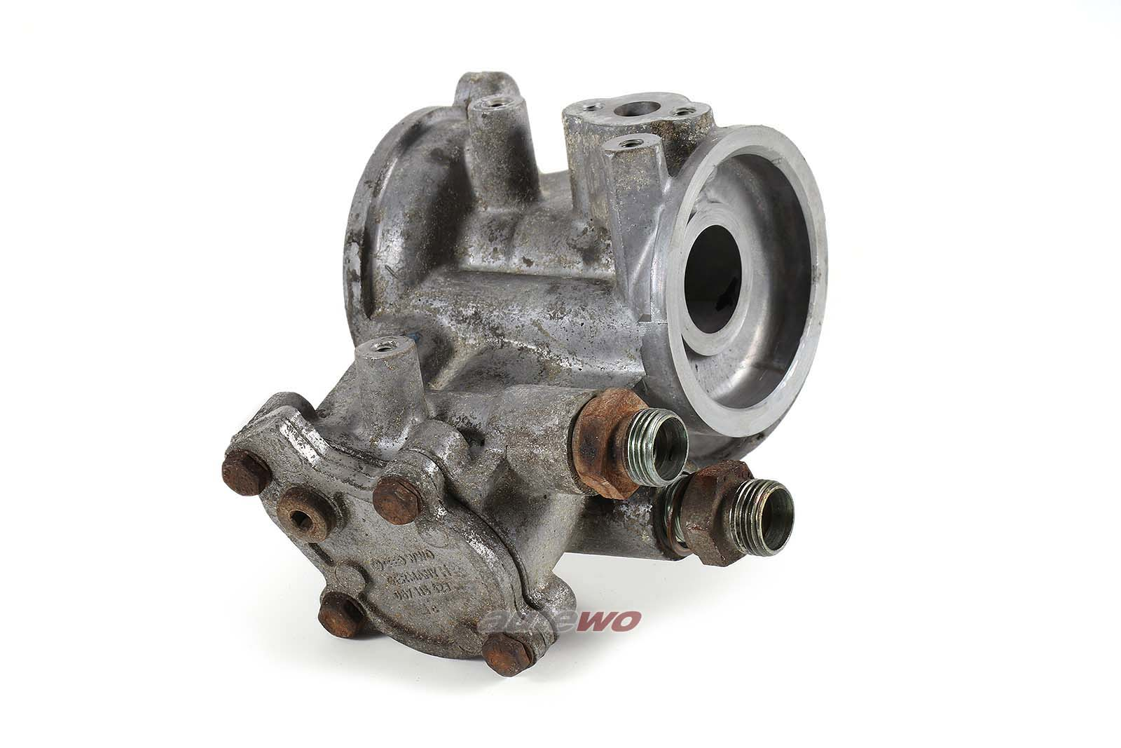 035115417B Audi Urquattro/100/200 Typ 43/44 10V Turbo Ölfilterhalter