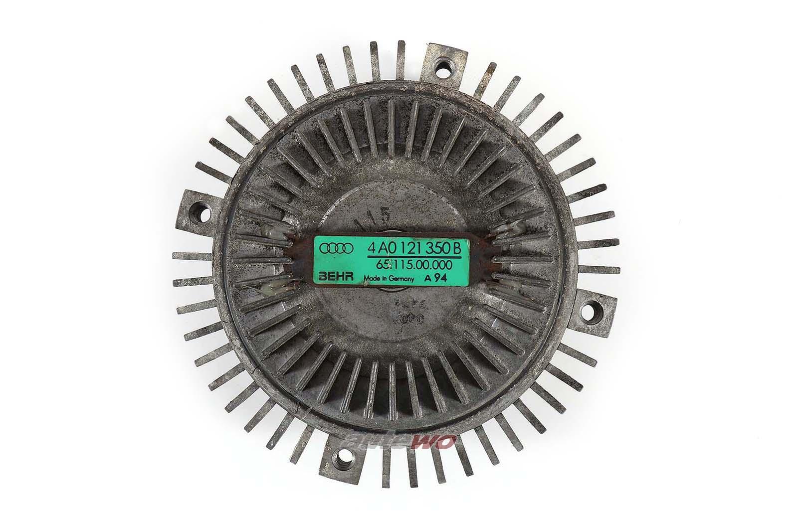4A0121350B Audi 100/A6/S4/S6 C4 2.2l/2.3l/2.5l Viskokupplung