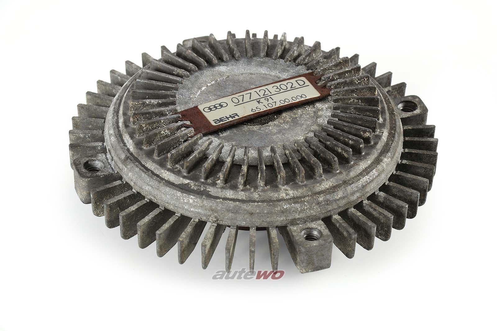 077121302D Audi V8 D11 3.6-4.2l Viskokupplung