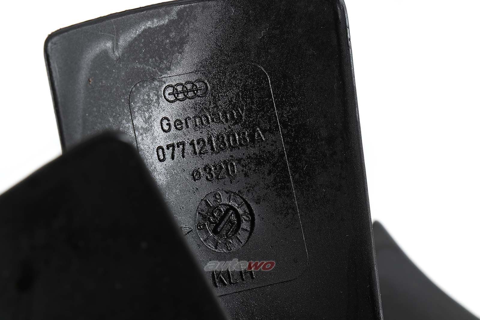 077121303A Audi V8 D11/S4&S6/S6+ C4 3.6-4.2l Elektrolüfterrad