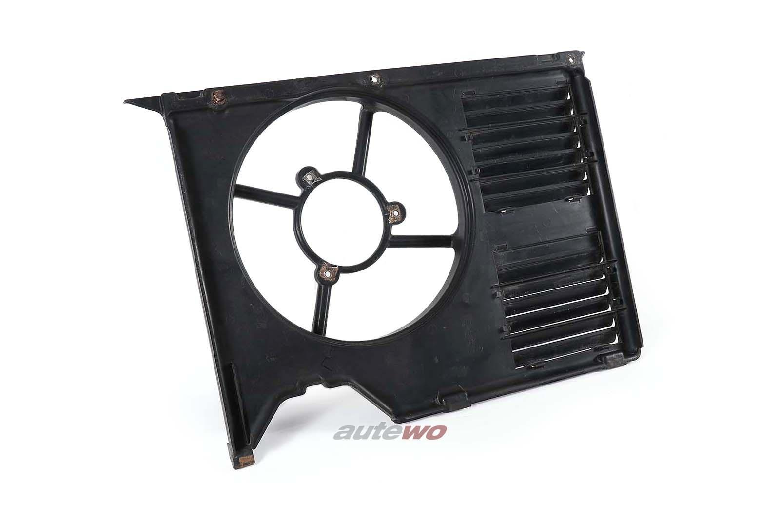 8A0121207 Audi 80 B4/Coupe/Cabrio Typ 89 V6 Zarge für Elektrolüfter